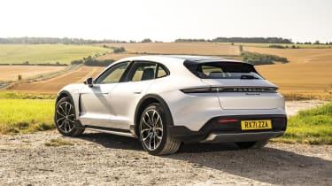 Porsche Taycan Cross Turismo 4S