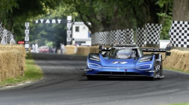 VW ID.R Goodwood