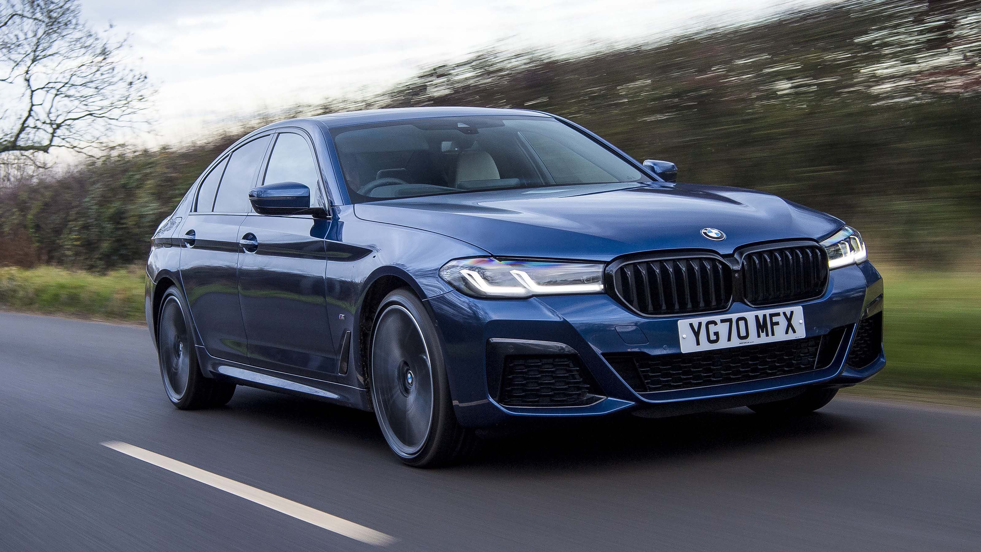 Bmw 530e Hybrid Review Drivingelectric