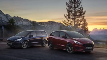 Ford Galaxy and Ford S-MAX