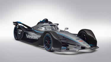 Mercedes-Benz EQ Formel E Team, Präsentation Mercedes-Benz EQ Formula E Team, Launch
