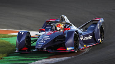 Robin Frijns (NL), Envision Virgin Racing, Audi e-tron FE05
