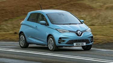 New Renault Zoë