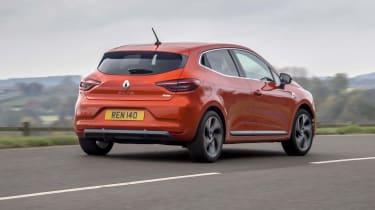 Renault Clio E-TECH plug-in hybrid