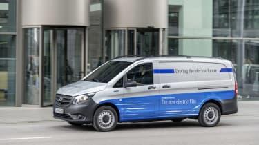 Miete mit Stern – jetzt mit Strom: eVito flexibel testen und mieten bei Mercedes-Benz Van Rental