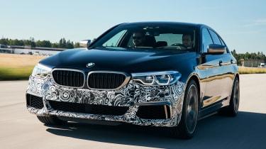 BMW 5 Series Power BEV