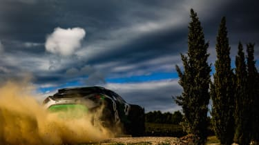 | Photographer: Shivraj Gohil| Event: Extreme E Testing October 2019| Location: Chateau De Lastours| Series: Extreme E| Country: France |