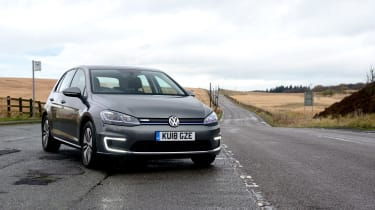 Britain's best electric driving roads: A675 Bolton to Blackburn