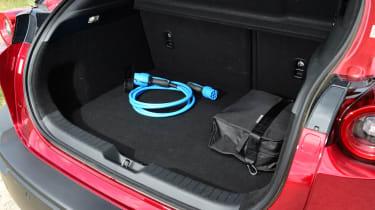 Mazda MX-30 GT Sport Tech - boot