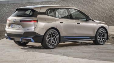 BMW iX exterior