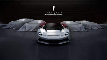 Pininfarina future range
