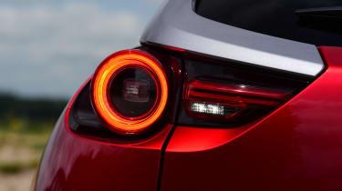 Mazda MX-30 GT Sport Tech - rear lights