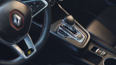 Renault Arkana interior