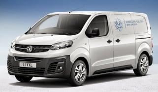 Vauxhall Vivaro-e Hydrogen