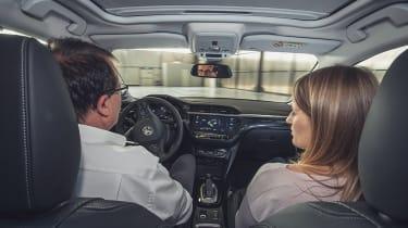 Vauxhall Corsa-e studio images
