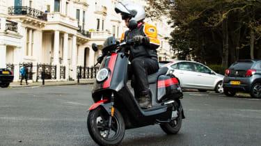 Niu GT electric scooter