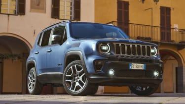 Jeep Renegade hybrid