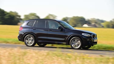 BMW X3 hybrid
