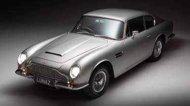 Aston Martin DB6 electric conversion by Lunaz