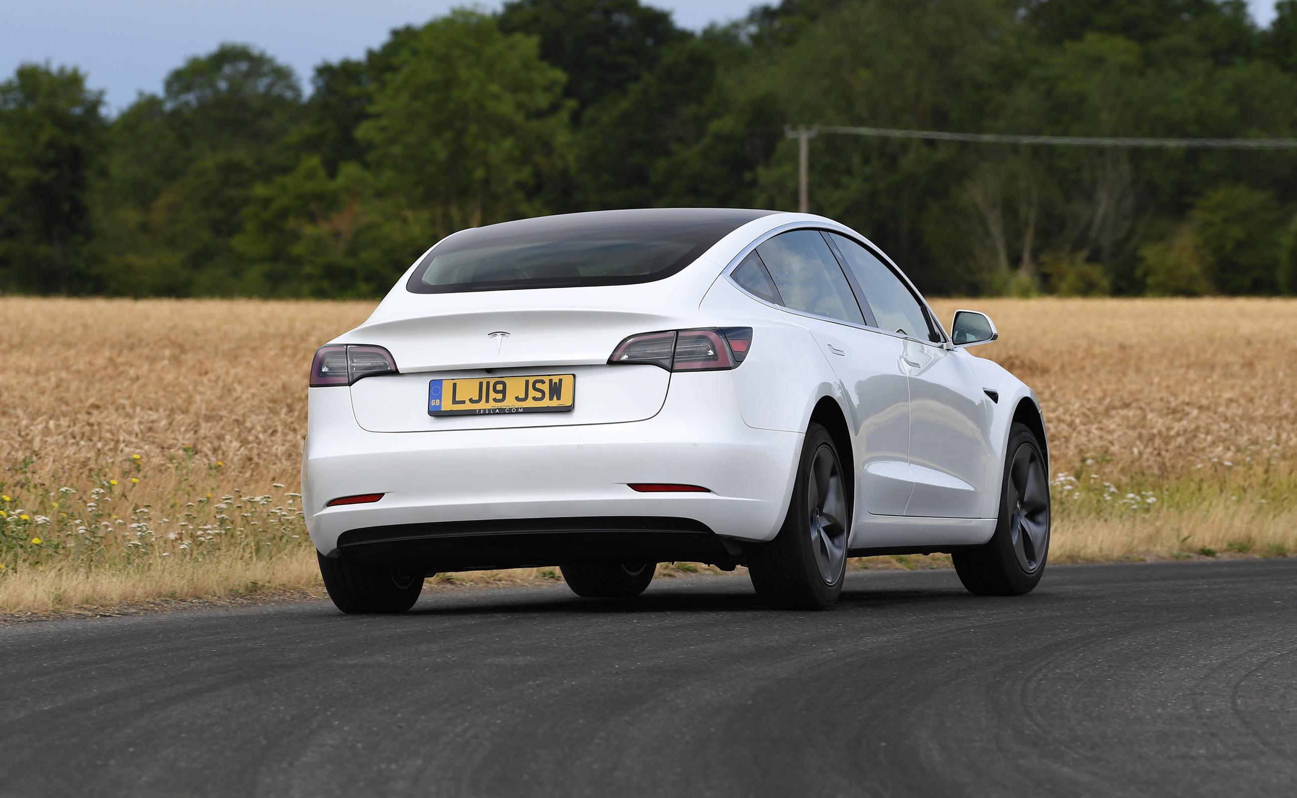 Tesla Model 3 running costs | DrivingElectric