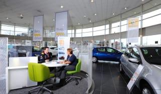 Car dealer finance