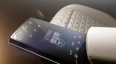 Byton M-Byte interior and technology