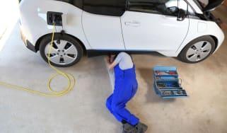 Electric car repairs