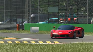 DE leaderboard laferrari