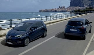 Renault ZOE Riviera Edition