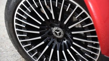 Mercedes EQC - Wheels