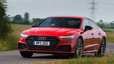 Audi A7 hybrid