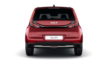 Kia Soul EV Maxx