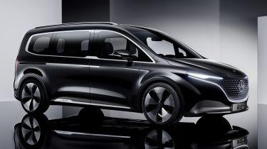 Mercedes EQT Concept