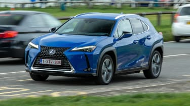 Lexus UX 300e electric