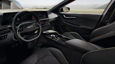 Kia EV6 - Interior