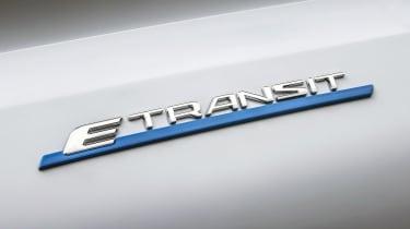 Ford E-Transit prototype