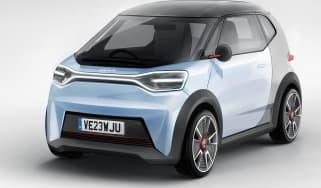 Kia electric city car