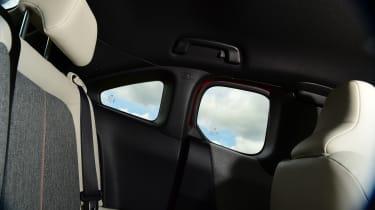 Mazda MX-30 GT Sport Tech - windows