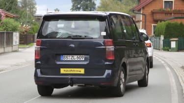 VW Transporter hybrid