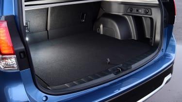 Subaru Forester e-Boxer hybrid
