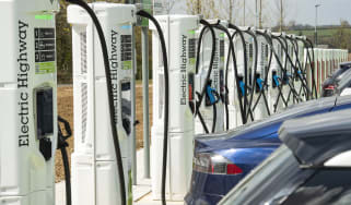 Electric Highway chargers