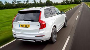 Updated Volvo XC90