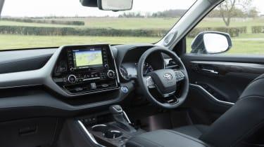 2021 Toyota Highlander Hybrid - Full Interior