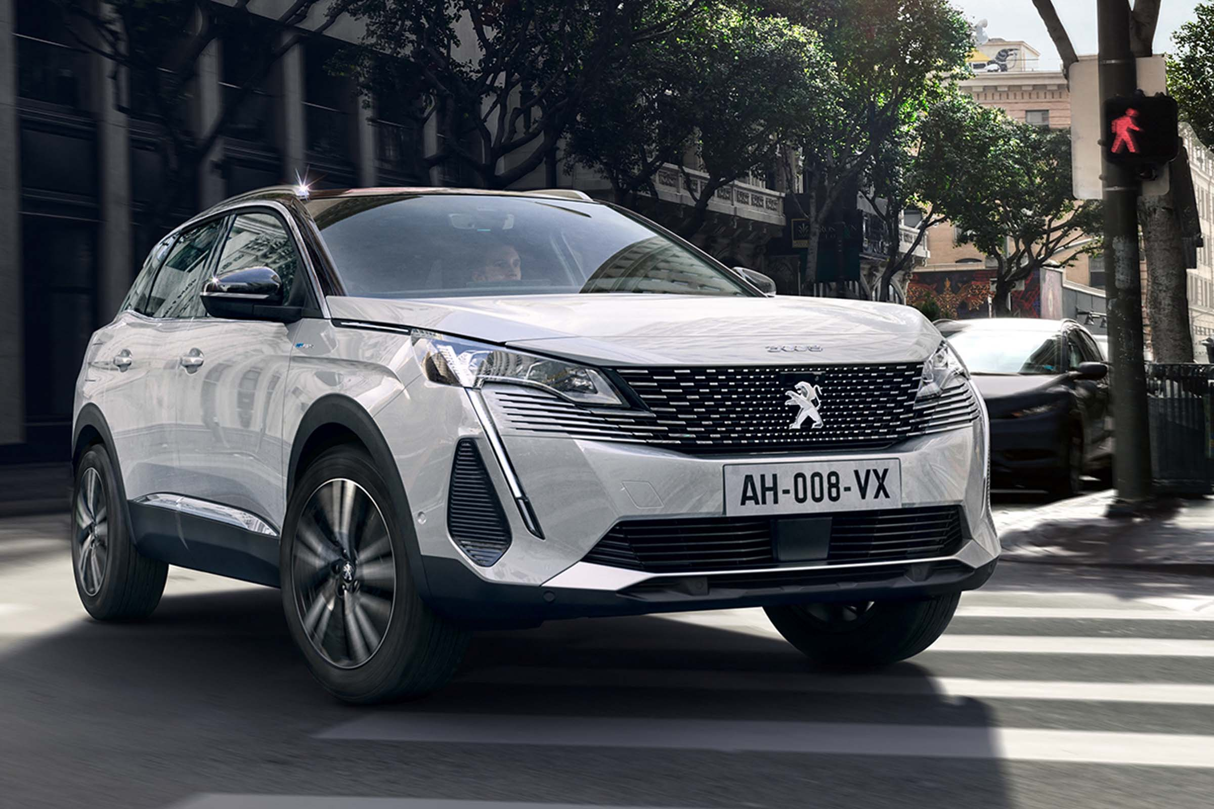 New Peugeot 3008 hybrid SUV: UK prices and specs confirmed   DrivingElectric