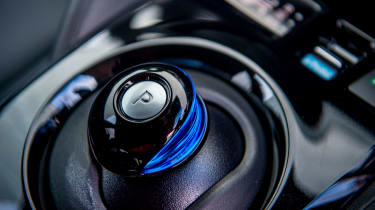 Drive selector