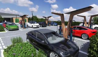 Osprey charging hub