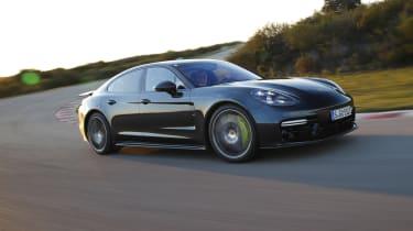 Porsche Panamera hybrid