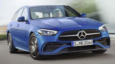 New 2021 Mercedes C-Class Estate