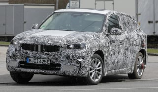 BMW iX1 Spy Shot