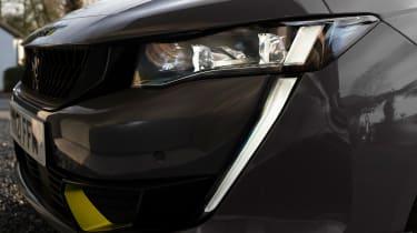 Peugeot 508 Sport Engineered SW - Interior
